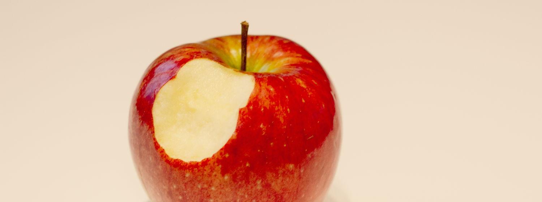 Apfel. Foto: Mary Cronos